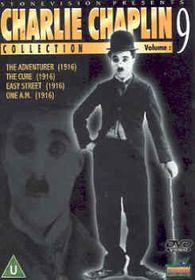Charlie Chaplin Collection Vol.09 - (Australian Import DVD)