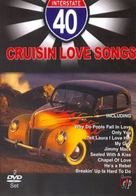 Cruisin Love Songs (40 Songs) (2 Discs) - (Import DVD)