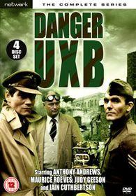 Danger Uxb Box Set (4 Discs) - (Import DVD)