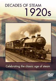 Decade of Steam 1920S - (Import DVD)