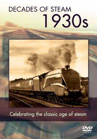 Decade of Steam 1930S - (Import DVD)