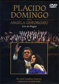Domingo & Gheorghiu-In Prague - (Import DVD)