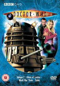 Doctor Who - The New Series 1 Vol. 2 - (Import DVD)
