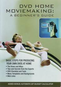DVD Home Moviemaking Guide - (Import DVD)