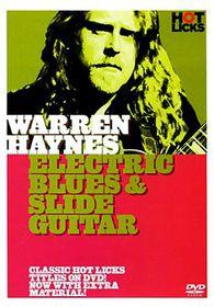 Electric Blues & Slide Guitar - (Import DVD)