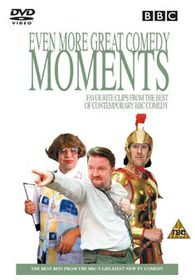 Even More Great Comedy Moments - (Import DVD)