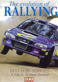 Evolution of Rallying - (Import DVD)