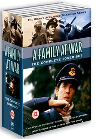 Family At War-Complete Set (22 Discs) - (Import DVD)