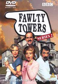 Fawlty Towers-Series 2 - (Import DVD)