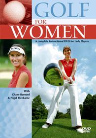 Golf For Women - (Import DVD)
