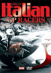 Great Italian Gp Racers - (Import DVD)