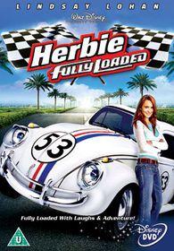 Herbie Fully Loaded - (Import DVD)