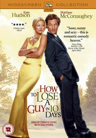 How To Lose A Guy in 10 Days - (Import DVD)