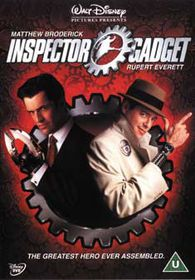 Inspector Gadget (Live Action) - (Import DVD)