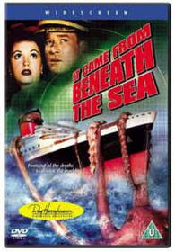 It Came From Beneath the Sea - (Import DVD)