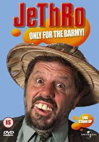 Jethro - Only For the Barmy - (Import DVD)