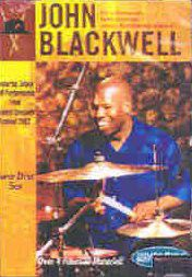 John Blackwell-Grooving/Showm. - (Import DVD)