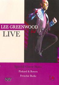 Lee Greenwood Live - (Import DVD)