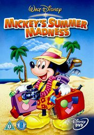 Mickey's Summer Madness - (Import DVD)