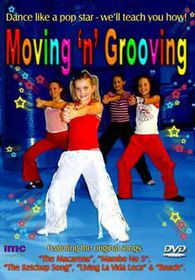 Moving'n'grooving - (Import DVD)