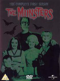 Munsters-Complete Season 1 (6 Discs) - (Import DVD)