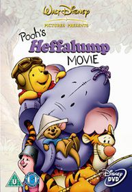 Pooh's Heffalump Movie - (Import DVD)