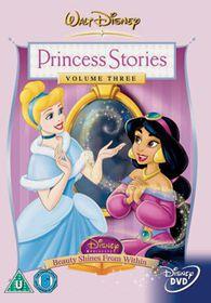 Princess Stories Vol.3 - (Import DVD)