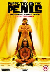 Puppetry of the Penis - (Import DVD)