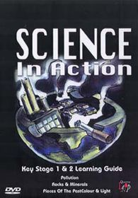 Science In Action 2 (Key Stage 1 & 2) - (Import DVD)