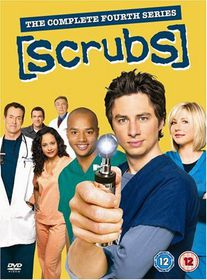 Scrubs: Series 4 - (parallel import)