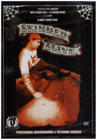 Skinned Alive (Documentary) - (Import DVD)