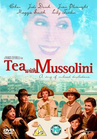 Tea With Mussolini (Import DVD)