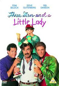 Three Men & A Little Lady - (Import DVD)