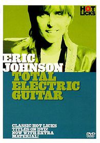 Total Electric Guitar (Eric Johnson) - (Import DVD)