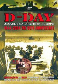 Warfile-D-Day Assault On Fort. (+ Winston Churchill CD) - (Import DVD)