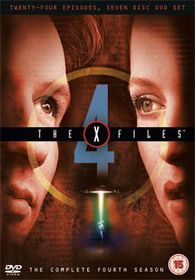 X Files - Complete Series 4 - (Import DVD)