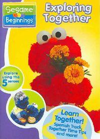 Sesame Beginnings:Exploring Together - (Region 1 Import DVD)