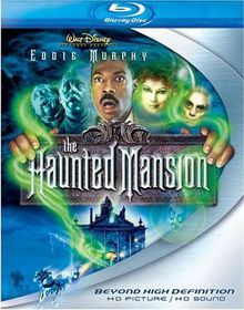 Haunted Mansion, The - (Region A Import Blu-ray Disc)