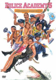 Police Academy 5: Assignment: Miami Beach - (DVD)