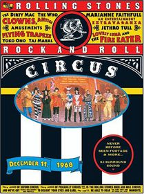Rolling Stones - Rock 'n Roll Circus (DVD)