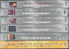 Star Trek - Screen Voyages Widescreen Gift Set - (Region 1 Import DVD)