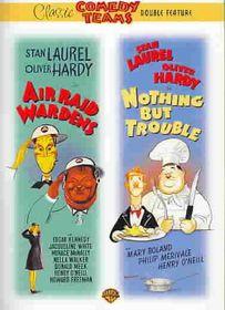 Laurel and Hardy:Air Raid Wardensnot - (Region 1 Import DVD)