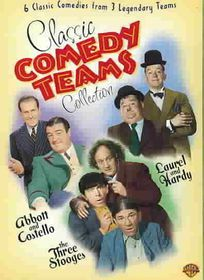 Classic Comedy Teams Collection - (Region 1 Import DVD)