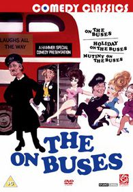 On The Buses Boxset (Films) - (Import DVD)