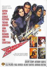 Operation Crossbow - (Region 1 Import DVD)