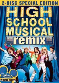 High School Musical Remix Edition - (Region 1 Import DVD)
