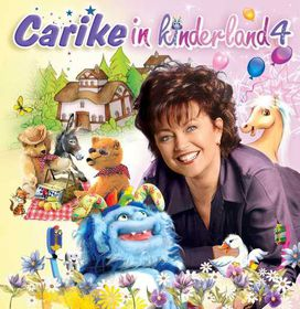 Keuzenkamp Carike - Carike In Kinderland - Vol.4 (CD)