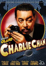 Charlie Chan Vol 2 - (Region 1 Import DVD)