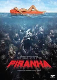 Piranha (2010) (DVD)