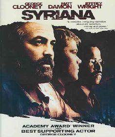 Syriana - (Region A Import Blu-ray Disc)